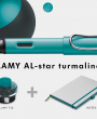 Lamy AL-star turmaline